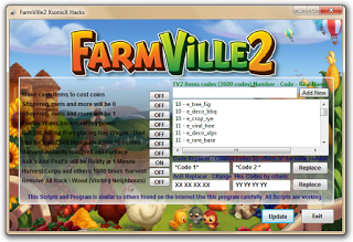 trainer farmville 2